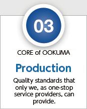 03 PROCESS of OOKUMA Production