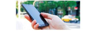 スマートフォン液晶